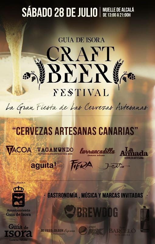 Craft beer festival in Alcala