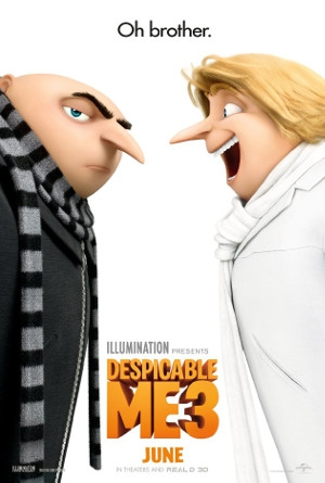Despicable Me 3 in English at GranSur Cinema