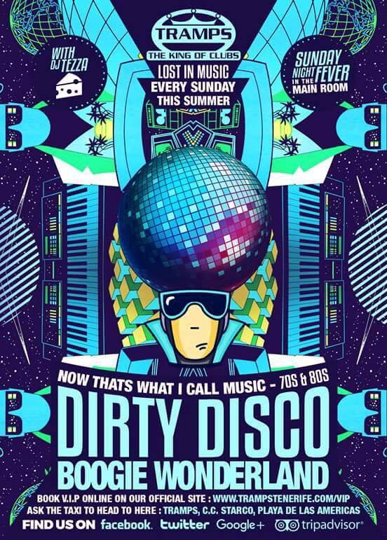Dirty Disco, Now Thats Whats I call 70s, 80s and 90s