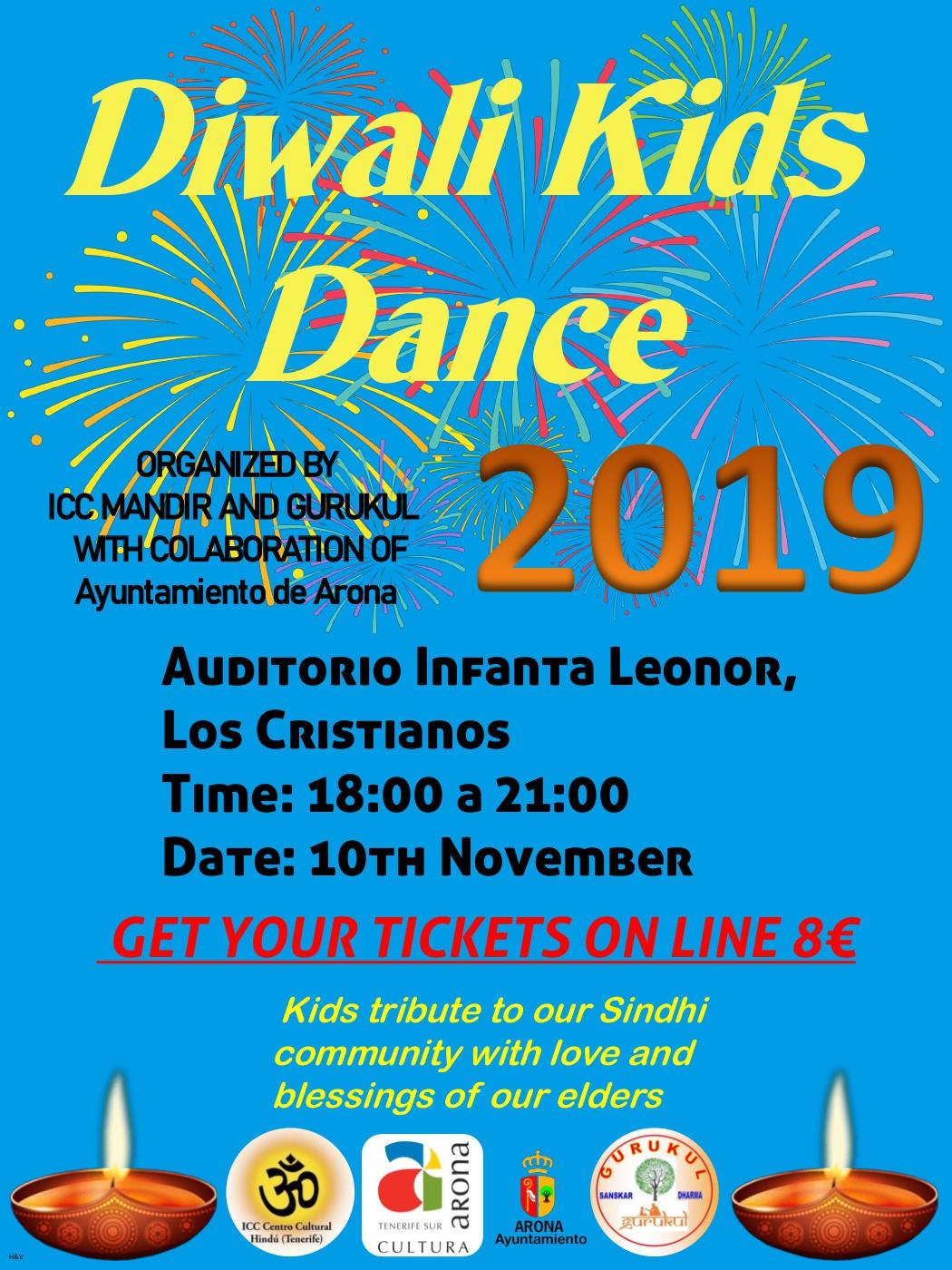 Diwali Kids Dance