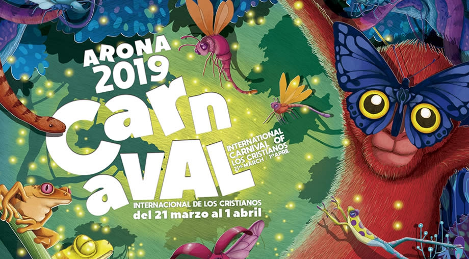 Drag Queen Gala Los Cristianos Carnival