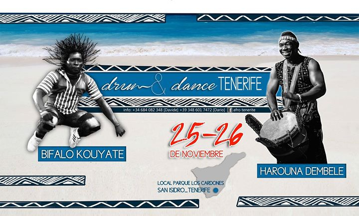 Drum&Dance Tenerife