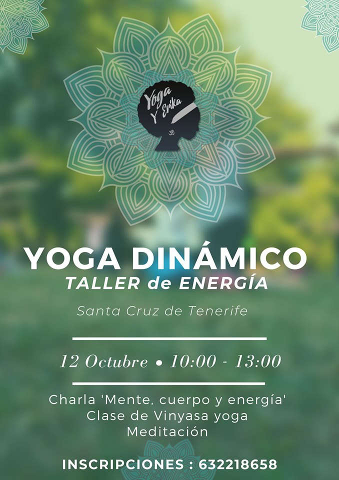 Dynamic Yoga Workshop