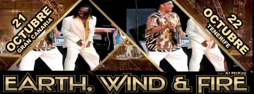 Earth Wind and Fire Concert