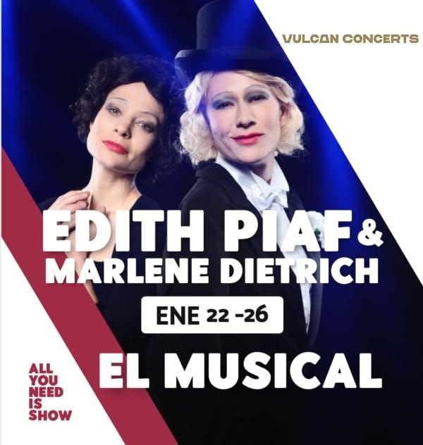 EDIT PIAF & MARLEN DIETRICH
