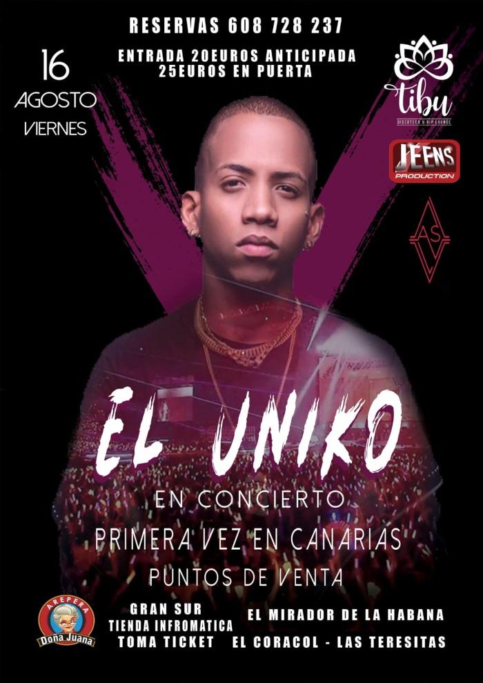 El Uniko in Concert