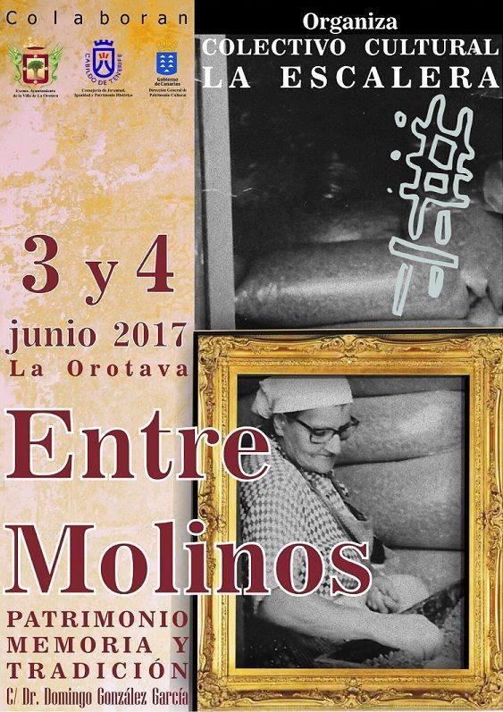Entre Molinos - Historical Festival in La Orotava