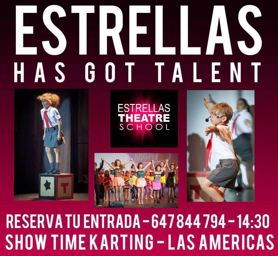 Estrella's Got Talent Live Show