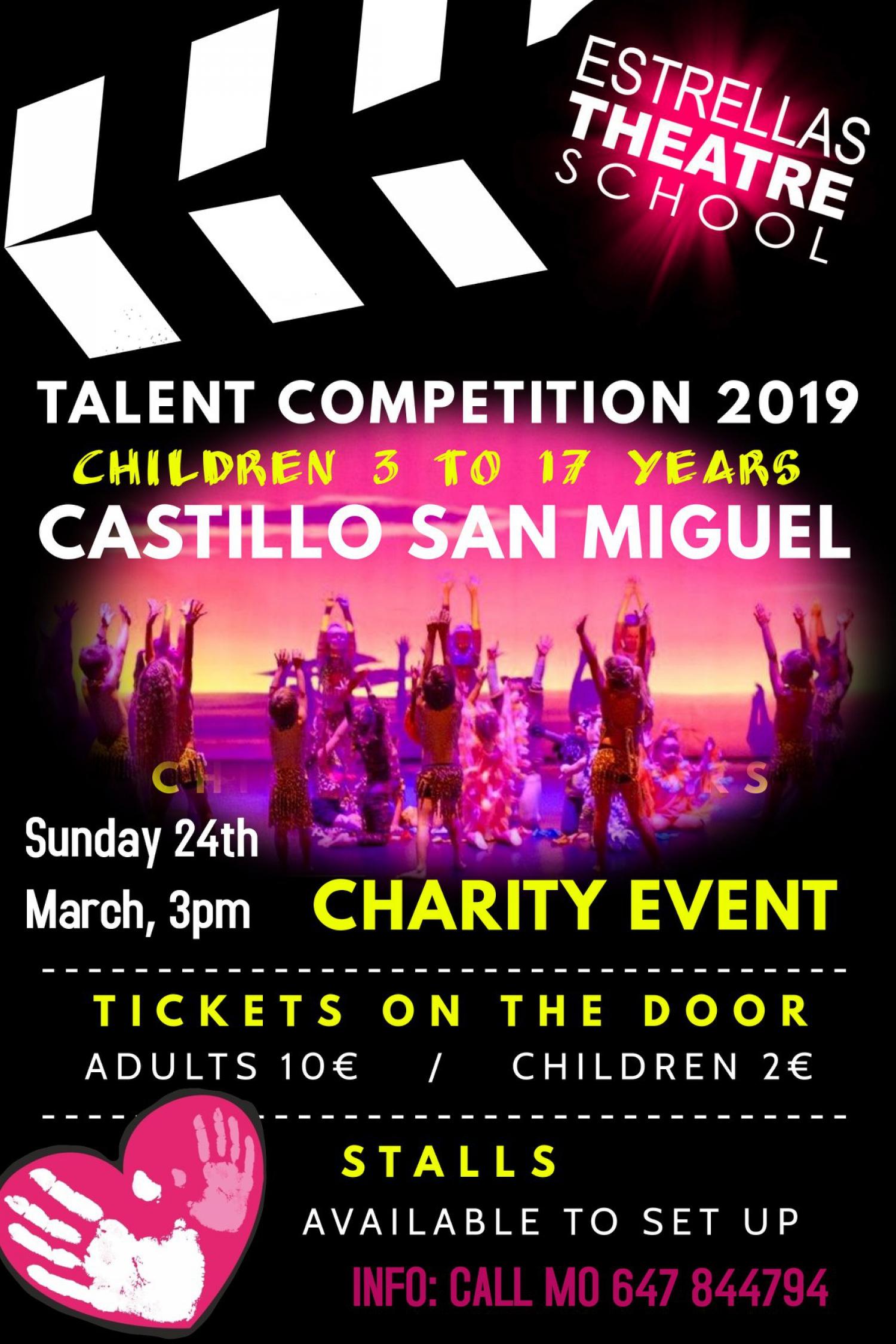 Estrellas Theatre School Talent Competition
