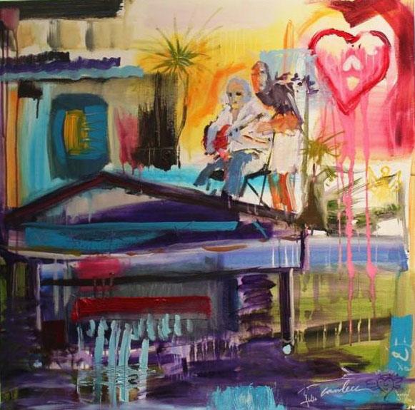 Exposición de Arte Inspiration - Subasta