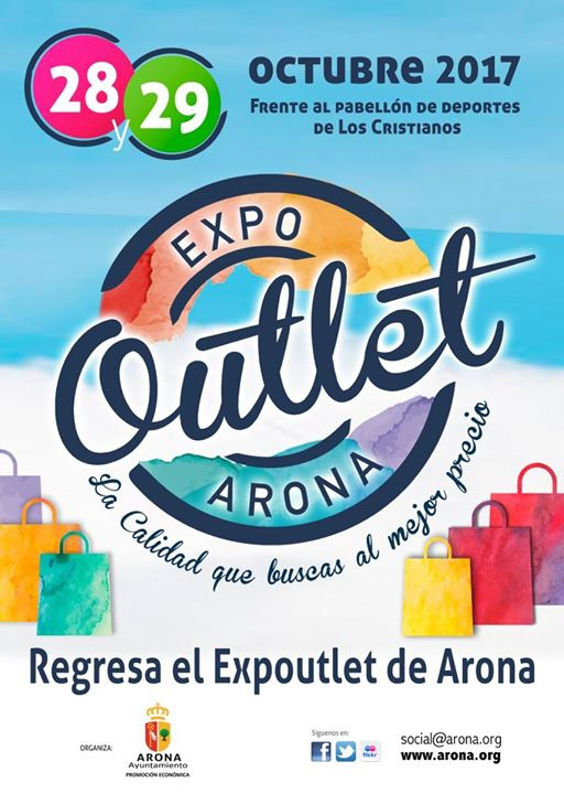 Expoutlet Arona 2017