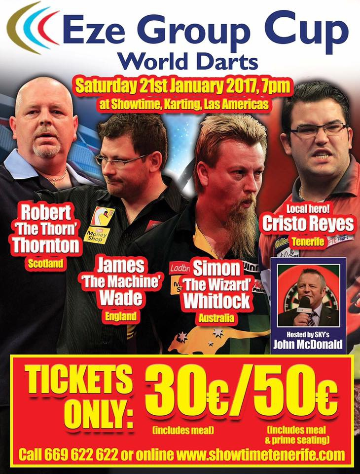 EZE Cup World Darts