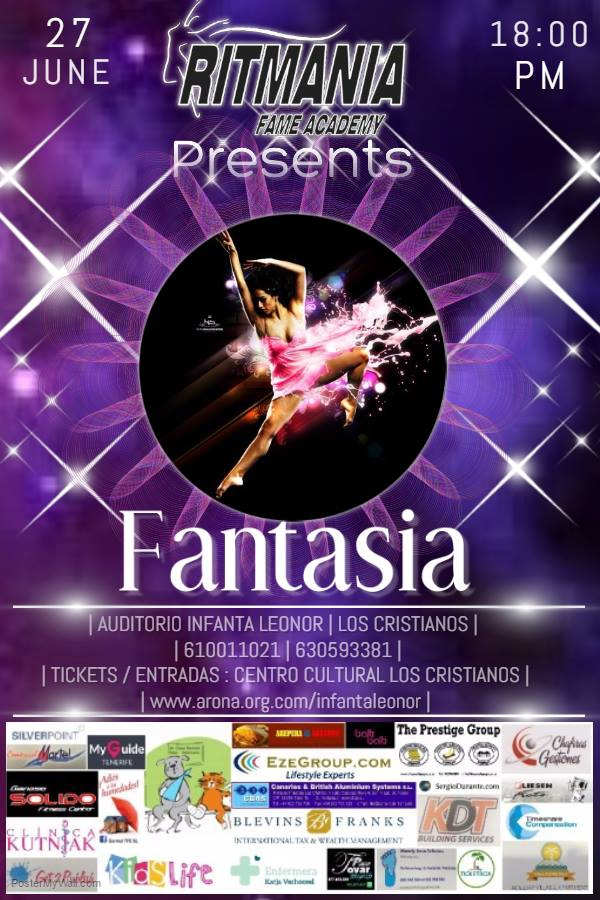 Fantasia by Ritmania Fame Academy