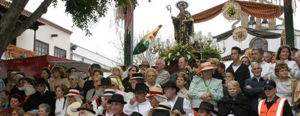 Fiestas y romería de San Antonio Abad