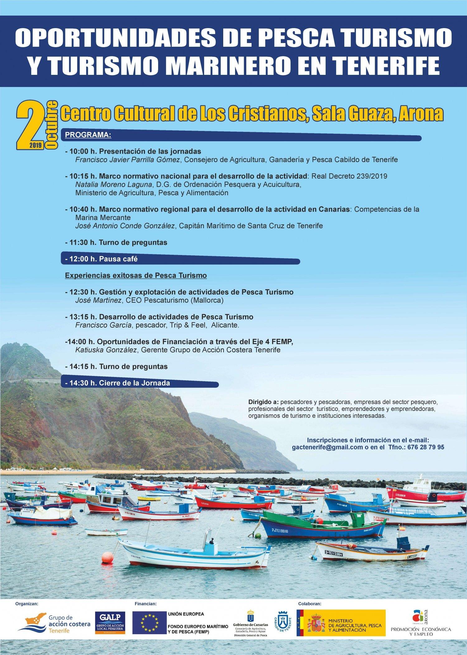 Fishing and Marine Tourism Day