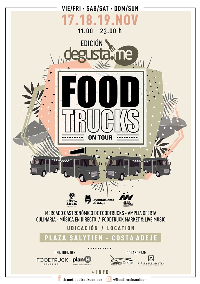 Food Trucks on Tour in Costa Adeje