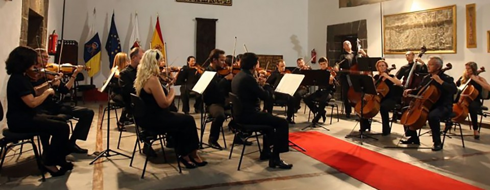 Free Concert by Tenerife Symphony Orchestra in Adeje