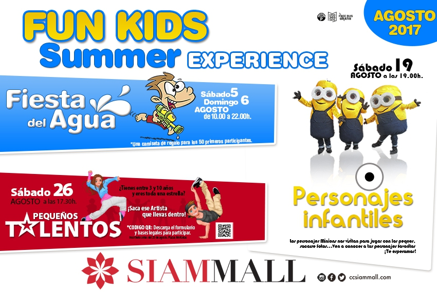 FUN KIDS SUMMER EXPERIENCE