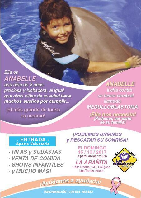 Fundraiser for Little Anabelle