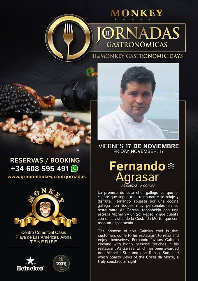 Gastronomical Journey #3 with Fernando Agrasar