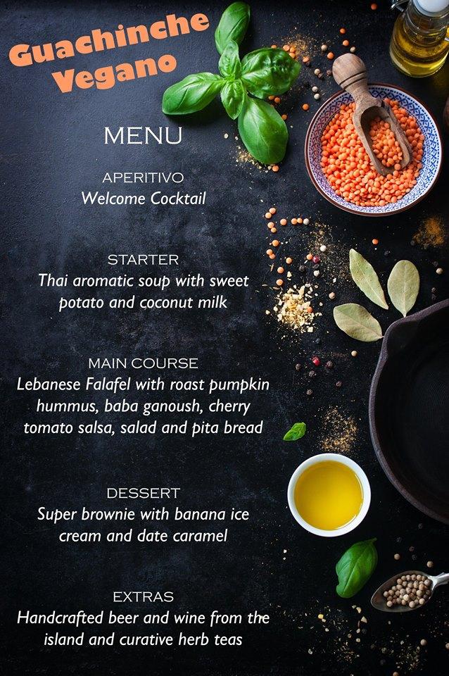 Guachinche Vegano - Private Dining Experience
