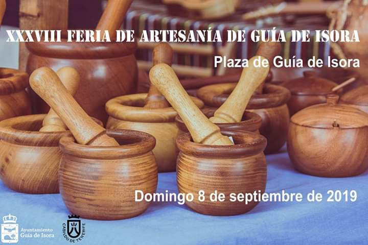 Guia de Isora Arts & Crafts Fair