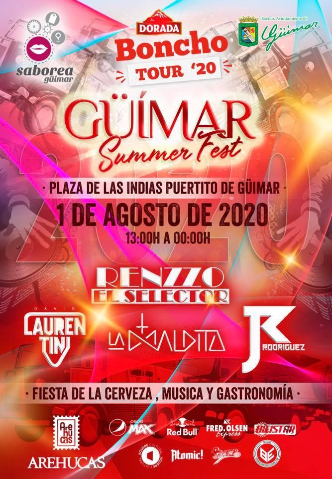 Güimar Summer Festival