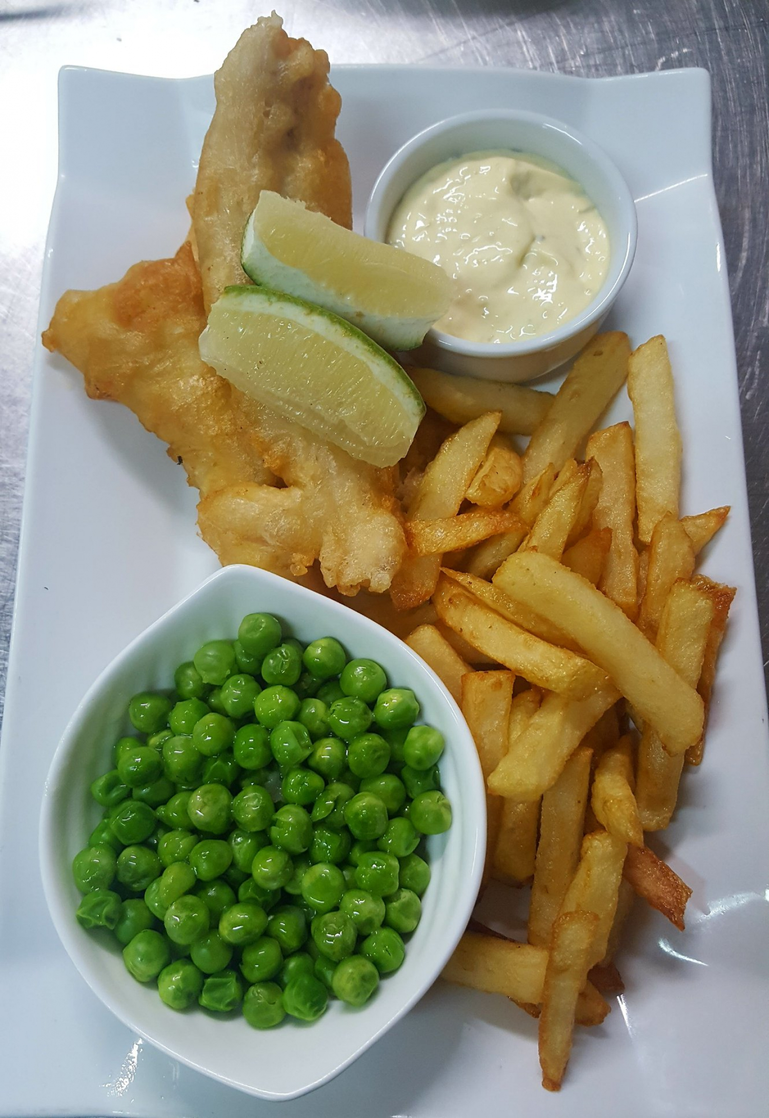 Gulliver's Grillhouse - Fish and Chip Fridays