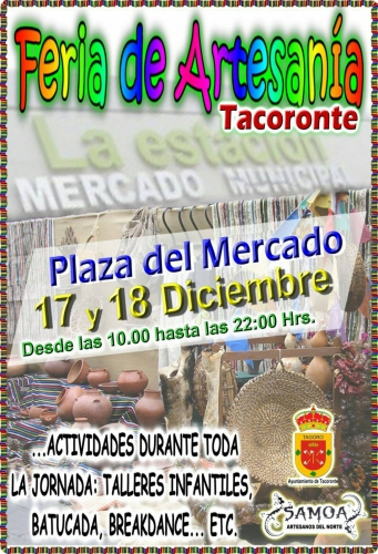 Handicrafts Fair in Tacoronte