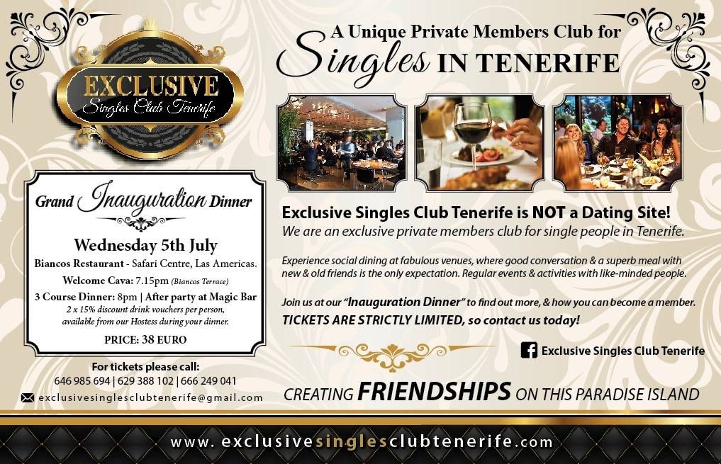 Inauguration of Private Singles Club