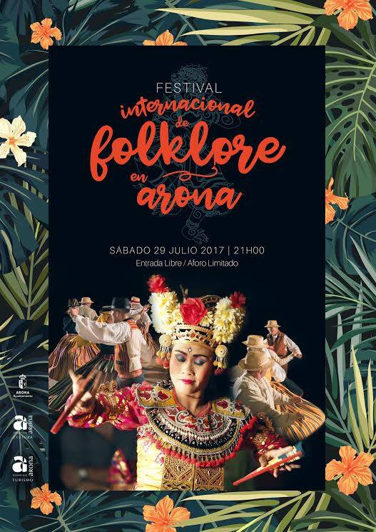 International Folklore Festival of Arona