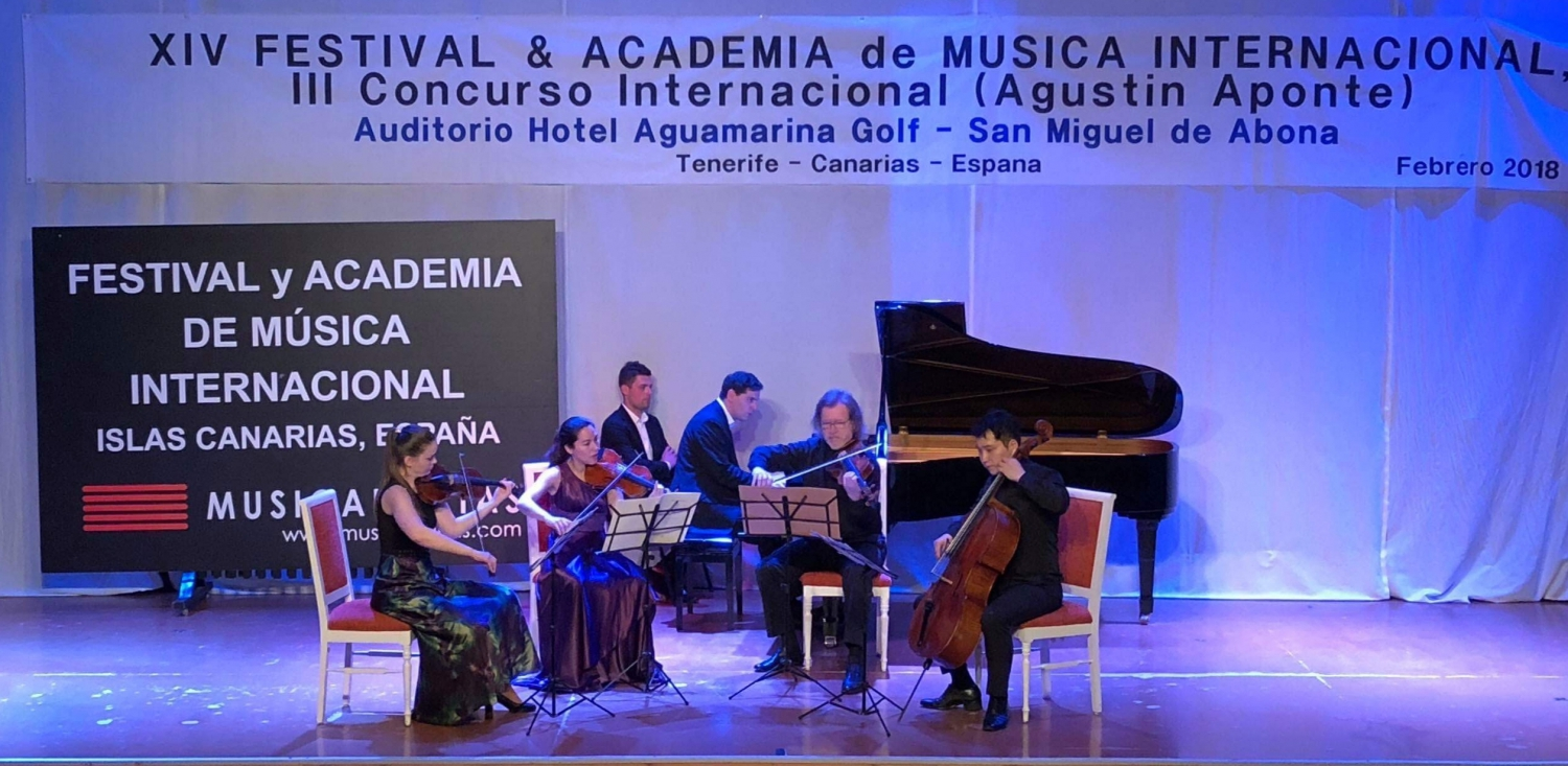 Academy of Music Tenerife International Music Festival