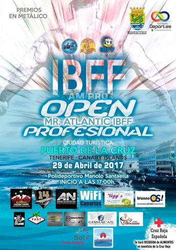 Interntional Bodybuiling Competition