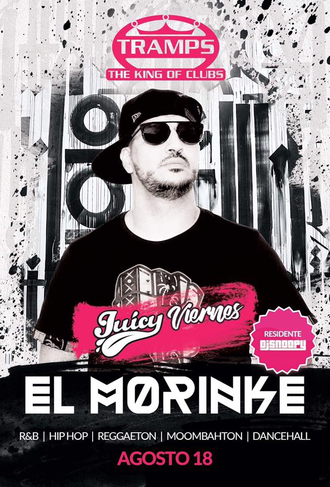 Juicy Fridays with DJ El Morinke - The Best of R&B