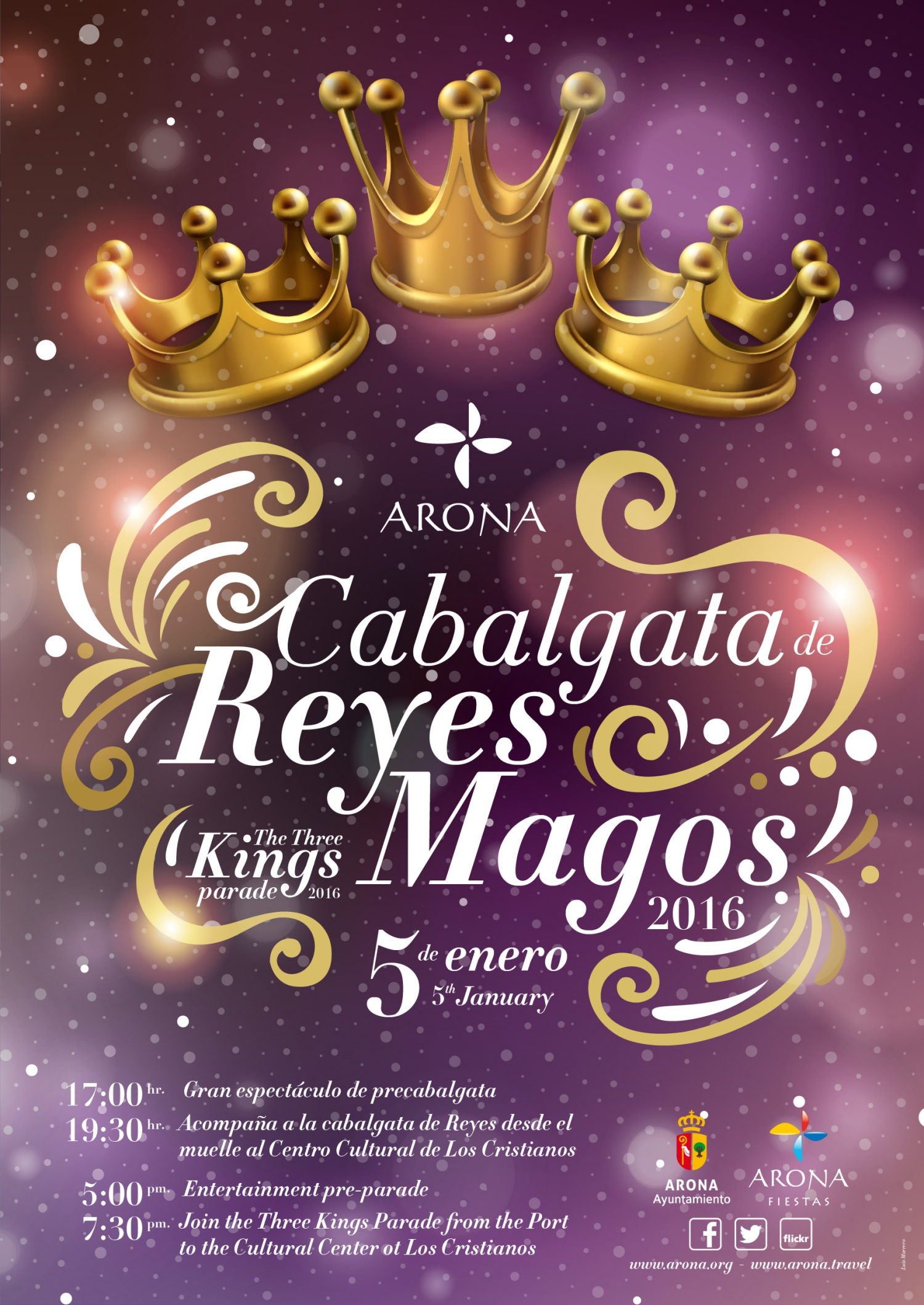 Kings Parade Los Cristianos