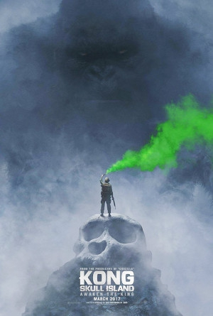 Kong: Skull Island in English at Gran Sur Cinema