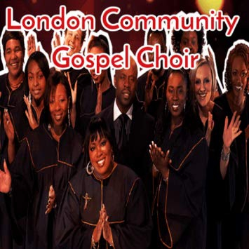 London Community Gospel Choir Live