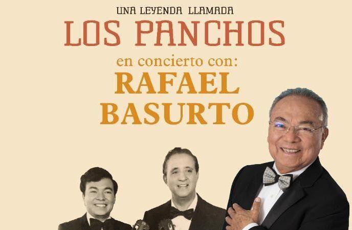 Los Panchos Live With Rafael Basurto