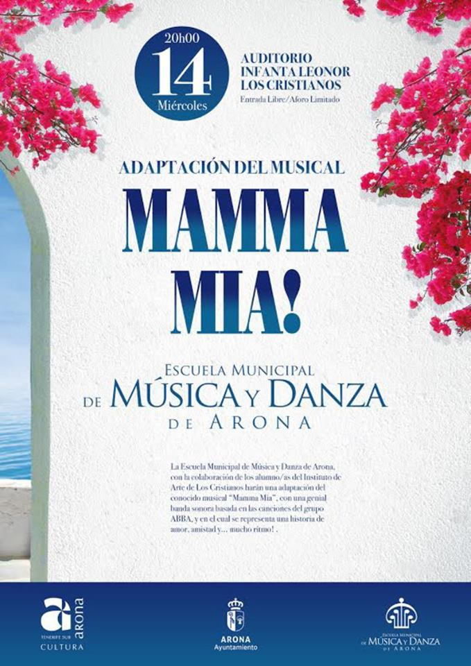 Mamma Mia Musical Adaptation