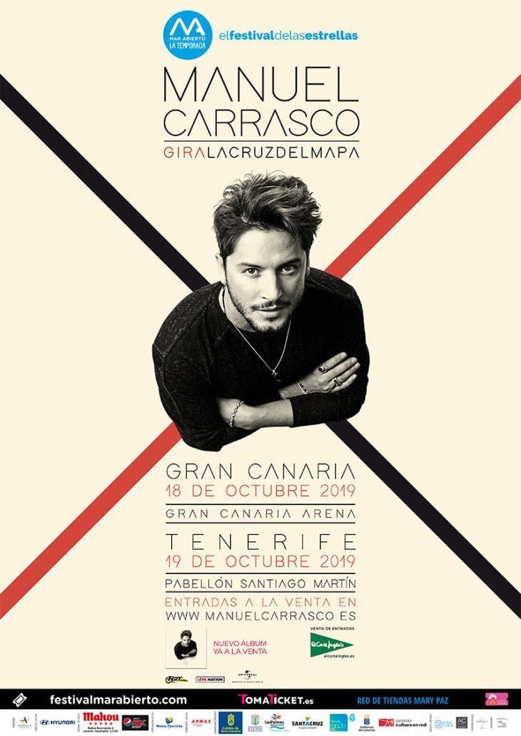 Manuel Carrasco Live