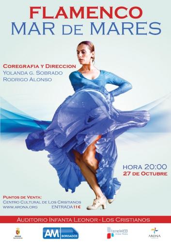 Mar de Mares Flamenco Show in Los Cristianos