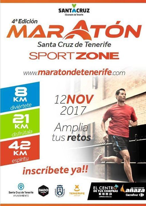 Maratón de Santa Cruz de Tenerife