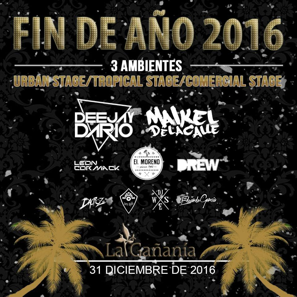 Massive New Years Eve Bash in Finca north of Tenerife