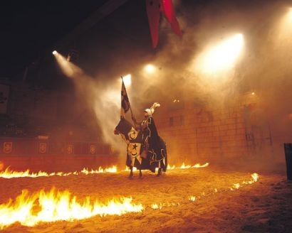 Medieval Night Show
