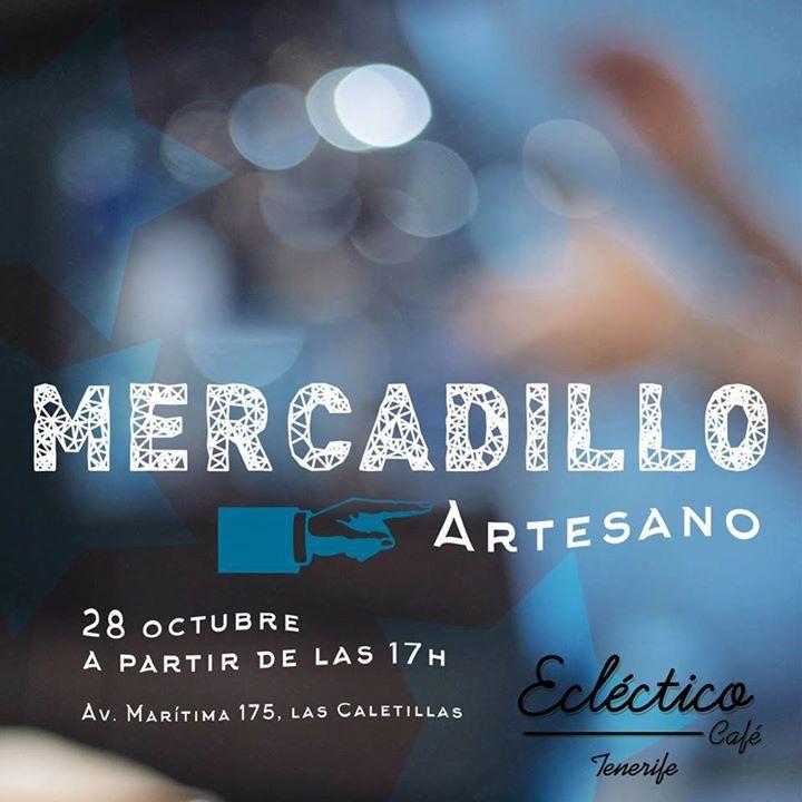 Mercadillo Artesano / Ecléctico Café