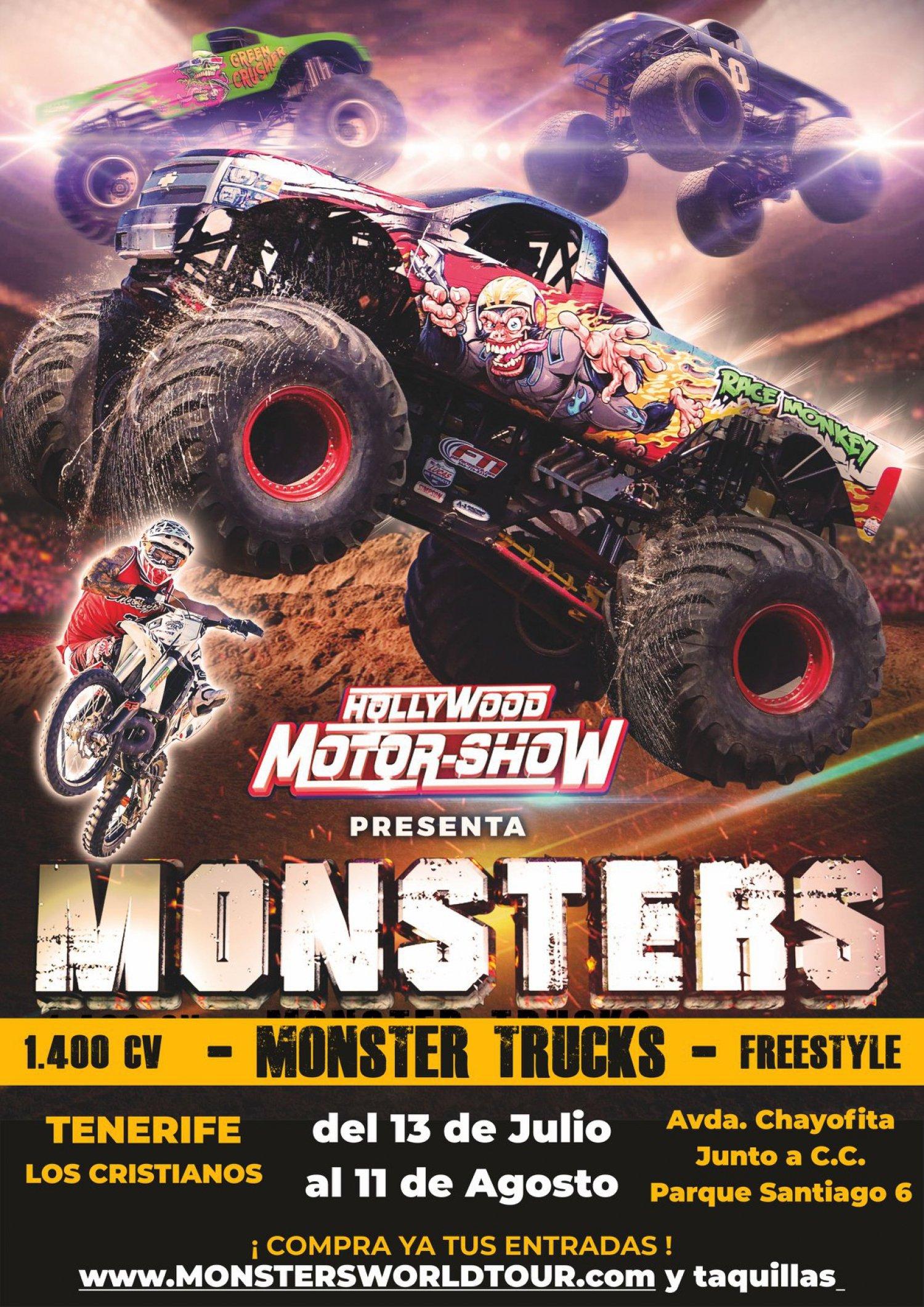 Monster Trucks World Tour
