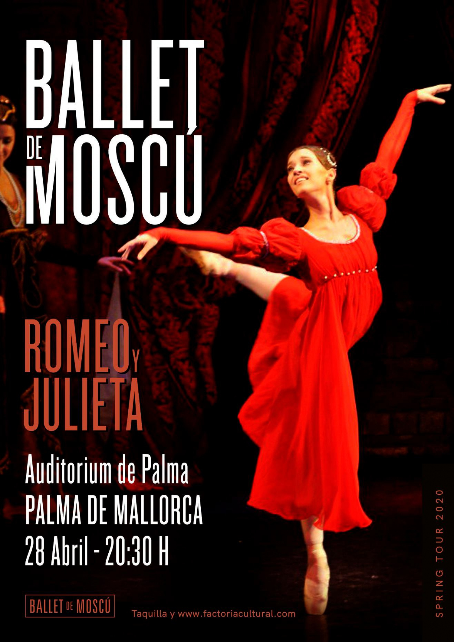 Moscow Ballet Live in Los Cristianos