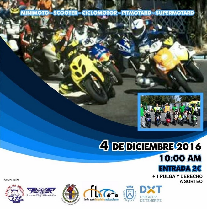 Motorbike Speed Cup in Las Americas