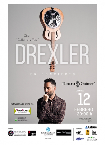 My Guitar and You Jorge Drexler Concert