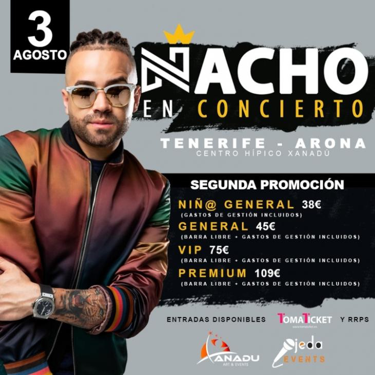 Nacho in Concert